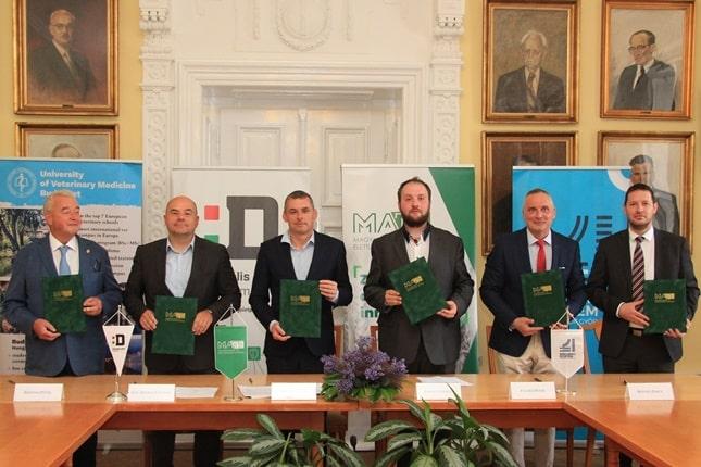 aláírták az együttműködési megállapodást