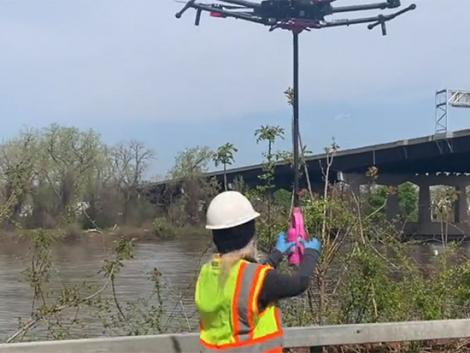 Olcsóbb és egyszerűbb a vízminőség-ellenőrzés drónokkal – VIDEÓ