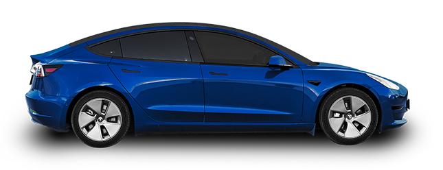Tesla nyeremény elektromos autó
