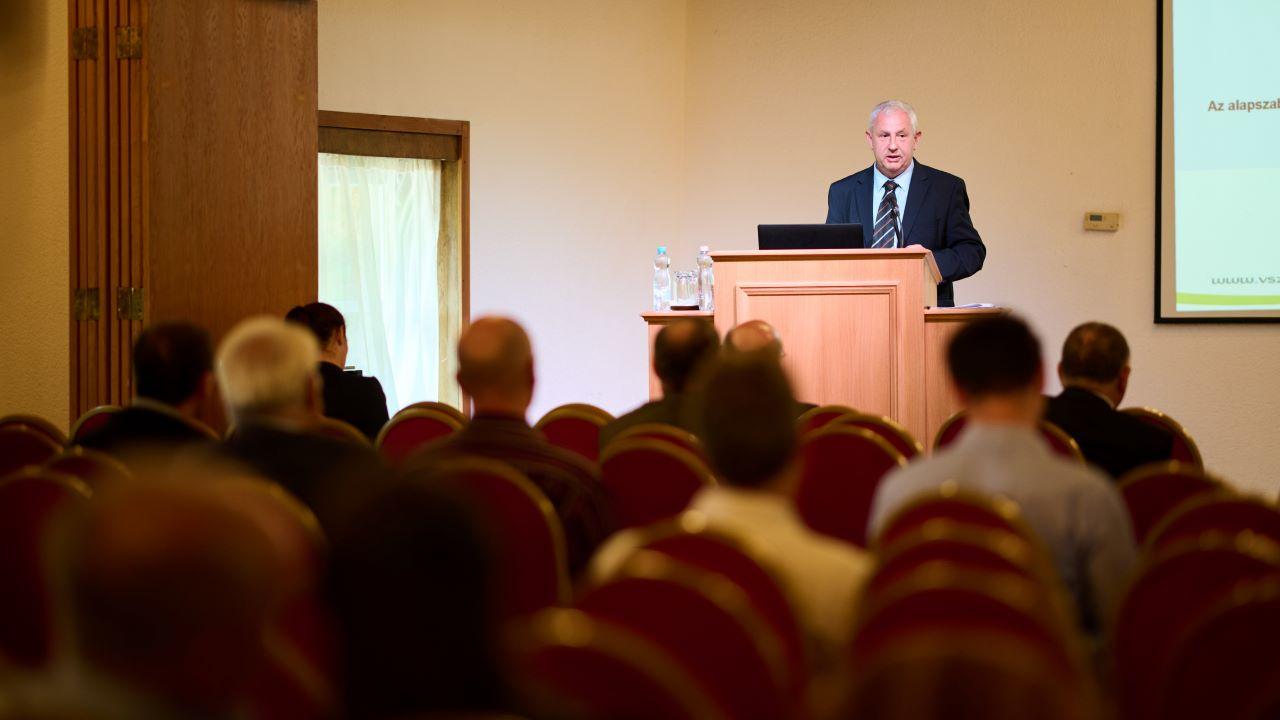 Vetőmag Szövetség Szakmaközi Szervezet és Terméktanács küldöttgyűlés