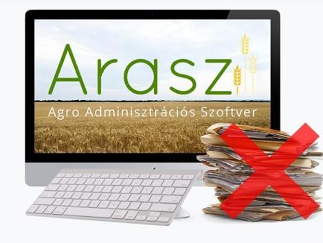 Túl sok a nyomasztó adminisztráció? Nitrát-adatszolgáltatás, gazdálkodási napló? Itt a megoldás!