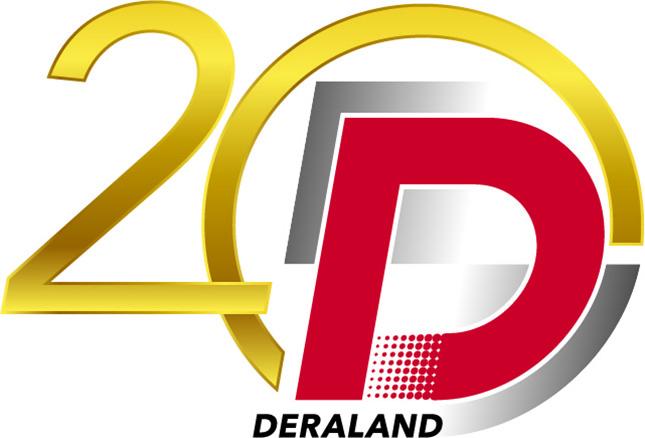 Deraland 20 logó
