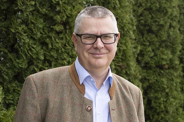 Harsányi Zsolt, az AXIÁL Kft. tulajdonos ügyvezető igazgatója