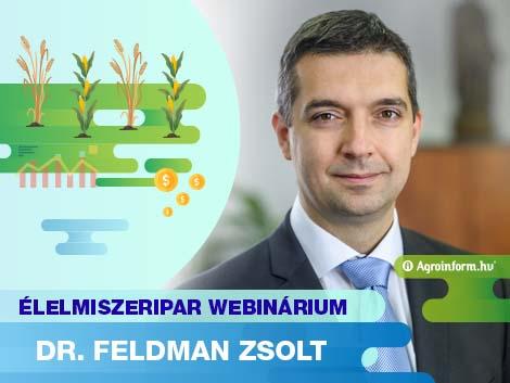 Feldman Zsolt államtitkár
