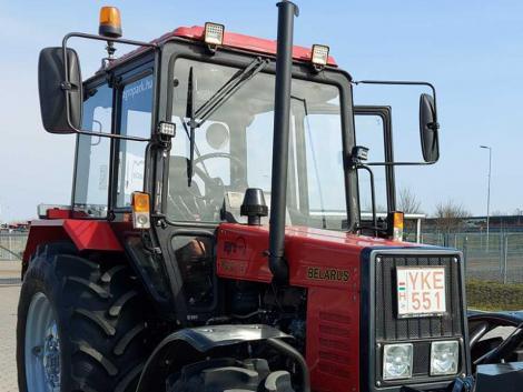 MTZ traktorok a Piactérről 500 ezertől egészen 5 millióig