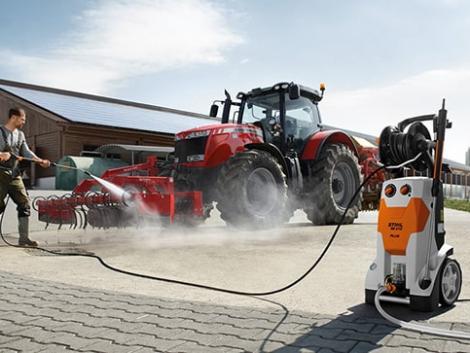 5+1 STIHL gép gazdálkodóknak – a kényelmesebb és hatékonyabb termelésért