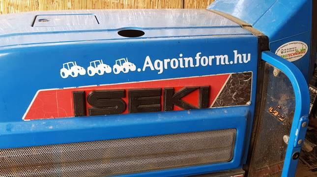 traktor matrica