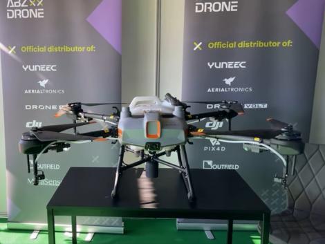 A gazdák már használni akarják a drónokat! – Videó