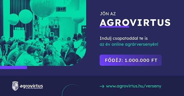 Agrovirtus online agrárverseny