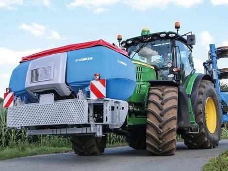 Egy ütős összeállítás a Lemken-től nemcsak gabonavetéshez!