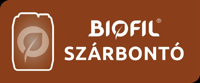 biofil szárbontó