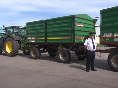 Ezt minden traktorosnak tudnia kell! – Egy videóban a közlekedés legfontosabb szabályai