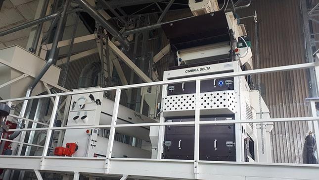Vetőmagüzem a CHH Műszaki Kft. komplett kivitelezésében