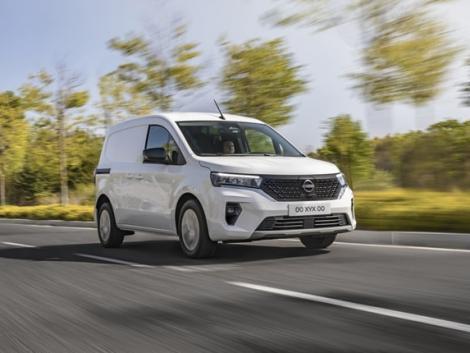 Íme a Nissan vadonatúj kishaszon-gépjárműve, a Townstar furgon!