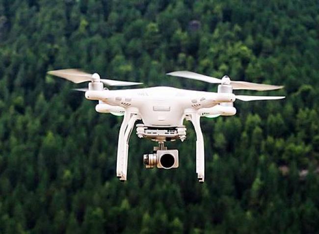 Drónfejlesztések a magyar agrárium szolgálatában