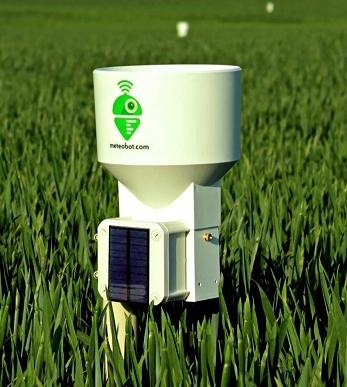 Meteobot agrármeteorológiai állomás