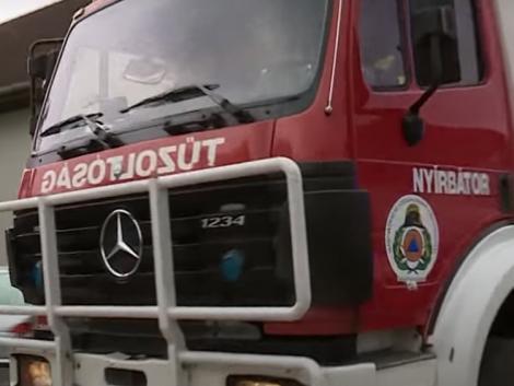 Robbanás történt Nyírbátorban, hárman életüket vesztették