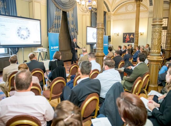 Izgalmas fejlesztések a BASF fenntartható mezőgazdaságról szóló konferenciáján – első rész