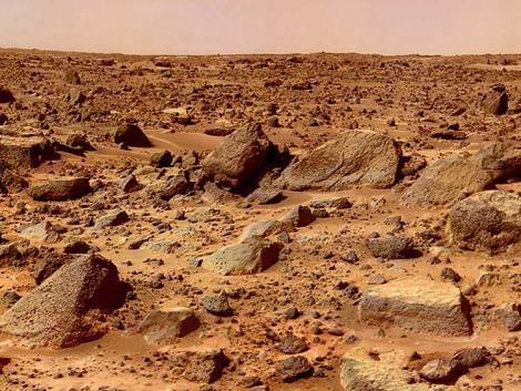 Mit fogunk enni a Marson, ha egyszer eljutunk oda?