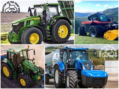 Döntött a zsűri: itt vannak az év traktorai!
