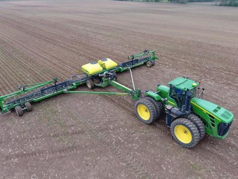 A gazdálkodók négyötöde tervez három éven belül precíziós technológiai fejlesztést