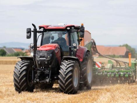 A Case IH mezőgazdasági gépek új, kizárólagos magyar forgalmazójává lépett elő az Agri CS Magyarország Kft.