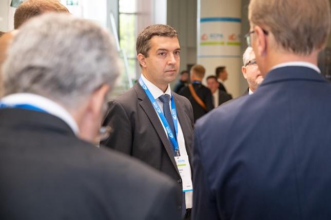 Feldman Zsolt a konferencián