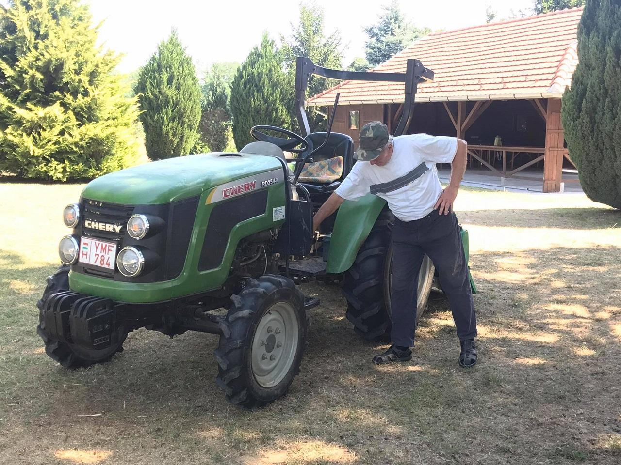 Zoomlion traktor