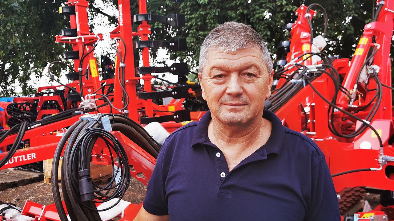 Kisbodri Gábor, tulajdonos, ügyvezető igazgató