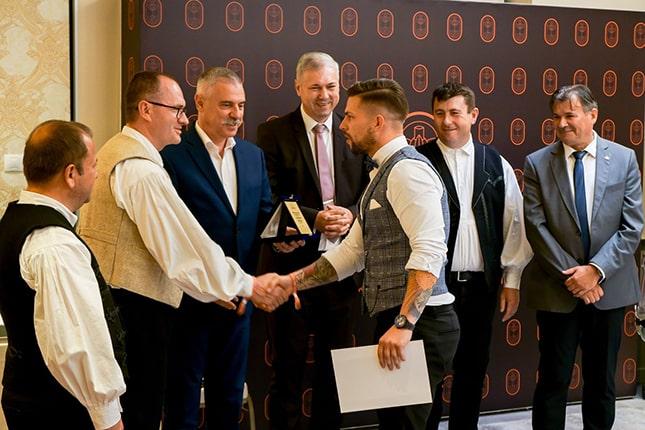 pálinkaverseny díjátadás