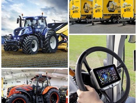 Gép testben gép lélek – Becsődölt traktorgyártó, új csúcstraktor, profi utánfutó-megoldás méhészeknek