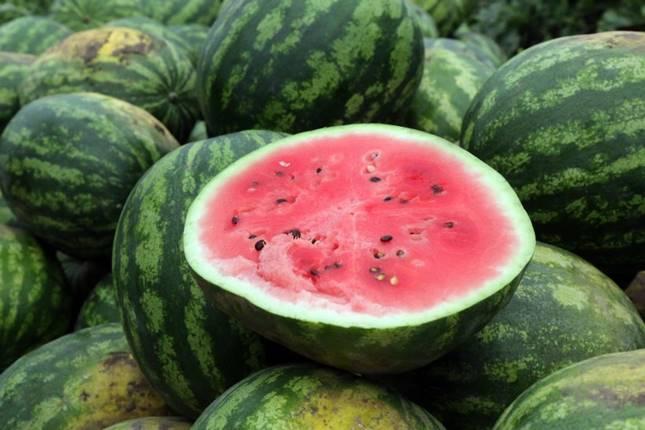 görögdinnyék
