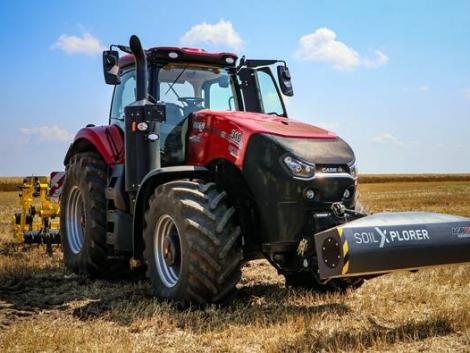 A modern mezőgazdaság egyre közelebb kerül a magyar gazdákhoz