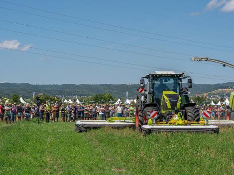 Sikertörténet: Több mint tízezren vettek részt a Biogazdálkodási Napokon