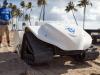 Önjáró robottal a hulladékok ellen – BeBot, a tengerpartok takarítója