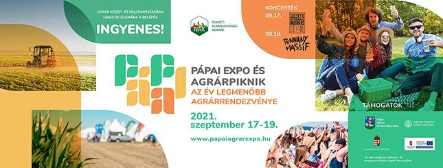 24. Pápai Expo és Agrárpiknik