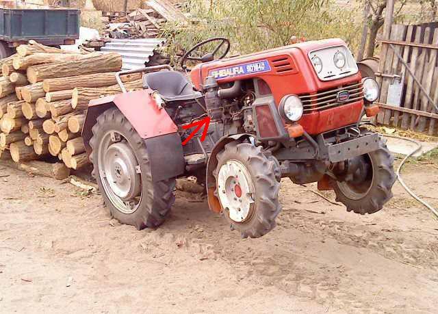 Japán kistraktor fórum