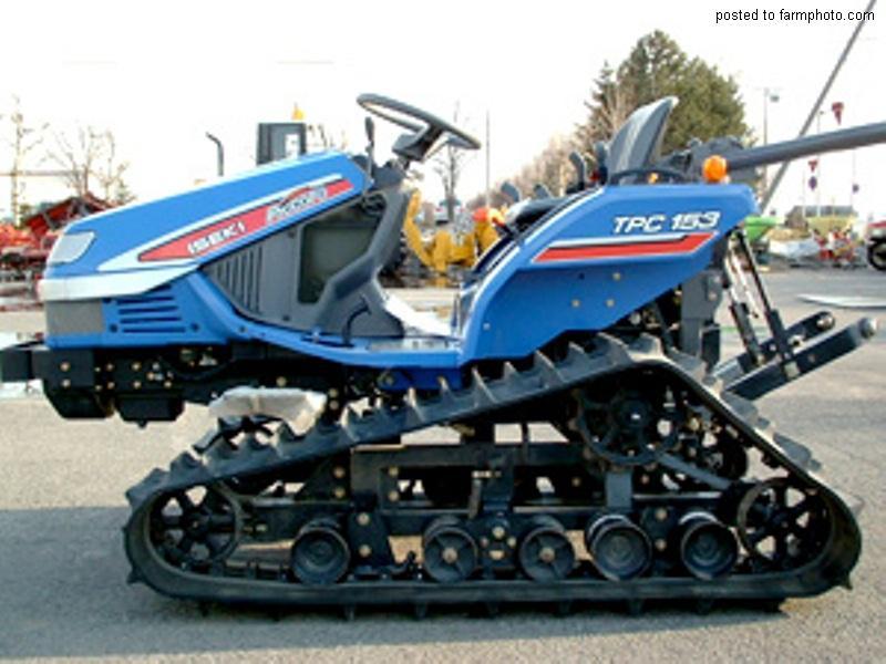 Lawn Tractor Dozer Tracks Conversion : Piccoli giapponesi