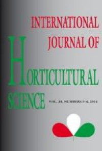 International Journal of Horticultural Science