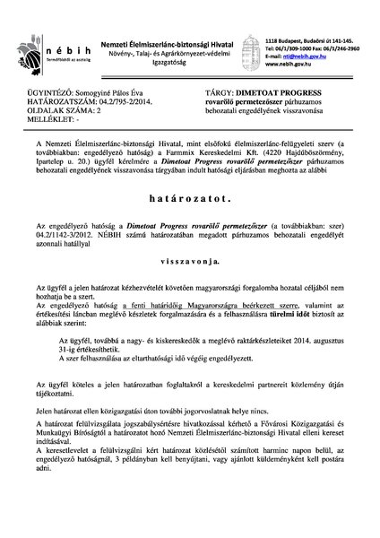 dimetoatprogress_pvissza_20140210.pdf
